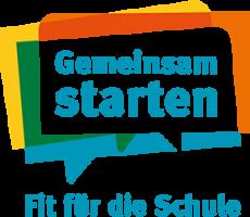 Logo Gemeinsam starten Fit fuer die Schule
